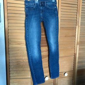 Gap 1969 skinny jeans Sz 27/4